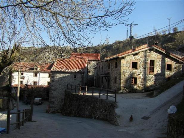 Pueblo de Tresviso