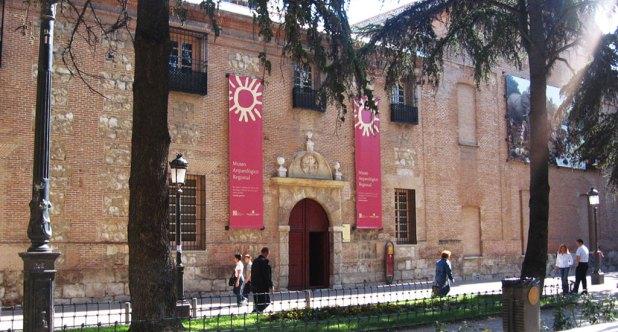 Museo arqueológico regional de Madrid