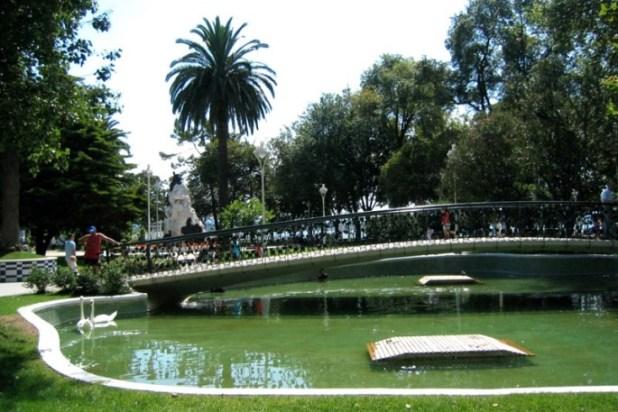 Los Parques más bonitos de España