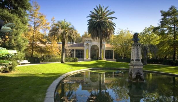 visitar el Botánico de Madrid