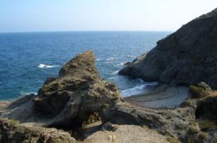 Playas desconocidas de Andalucía