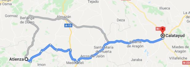 Etapa 2 Ruta del Cid