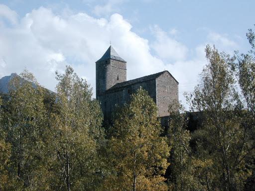 Iglesia de Badaín