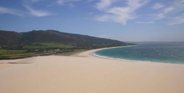 Playas de España. Valdevaqueros