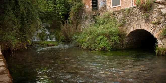 Ruta hasta el Nacimiento del río Queiles