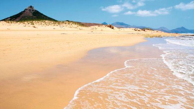 Porto Santo. Playas de Portugal