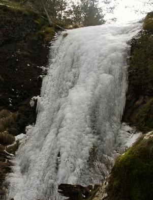 Cascada de Neila