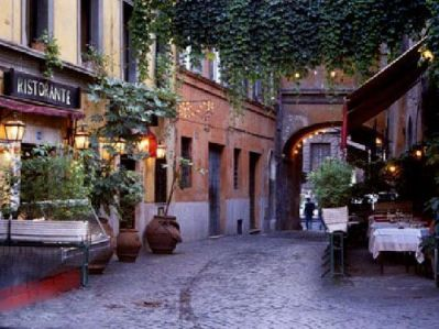 Alojarse en Trastevere