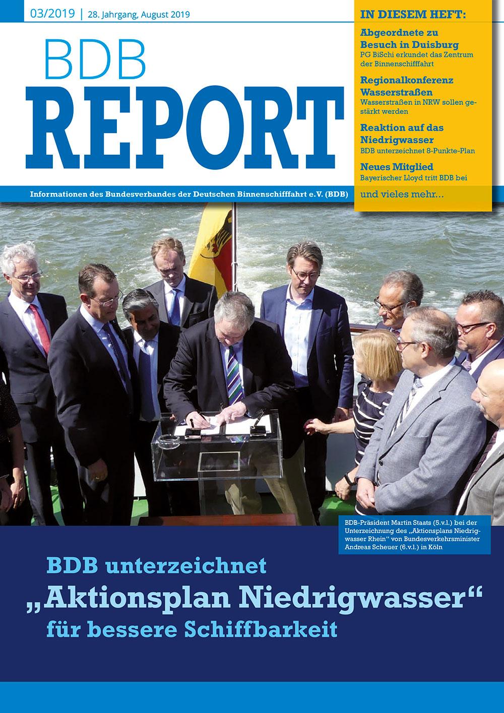 BDB-Report