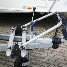 Portabicis para lanza de caravana DT1