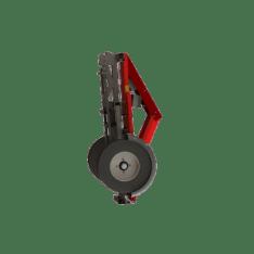 Remolque de moto plegable LT Oziconcept (Hasta 250 Kg)