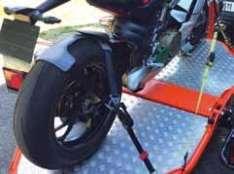 Opción cincha de rueda para UNO y DUO