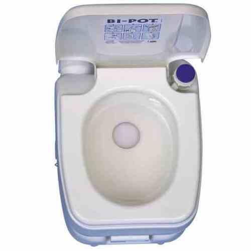 WC quimico portatil 13l 2