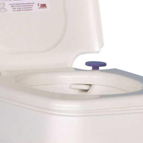 WC quimico portatil 13l 3