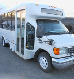 2006 ford e450 super duty mini bus 21 pax [ 1024 x 768 Pixel ]