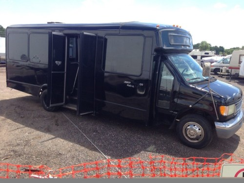 small resolution of 2002 ford e 450 super duty v 10 party limo shuttle