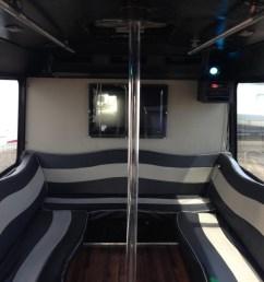 2002 ford e 450 super duty v 10 party limo shuttle [ 1024 x 768 Pixel ]