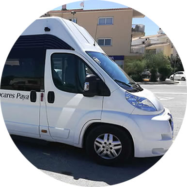 Líneas Regulares De Autobús En Formentera Autocares Paya