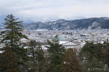 2017冬の會津「鶴ヶ城(會津若松城)と本日のお宿」: ぶぅログのーと