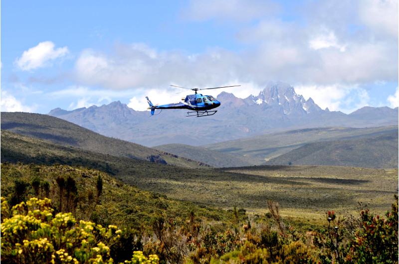 Kenya`s Northern Frontier Scenic Flight
