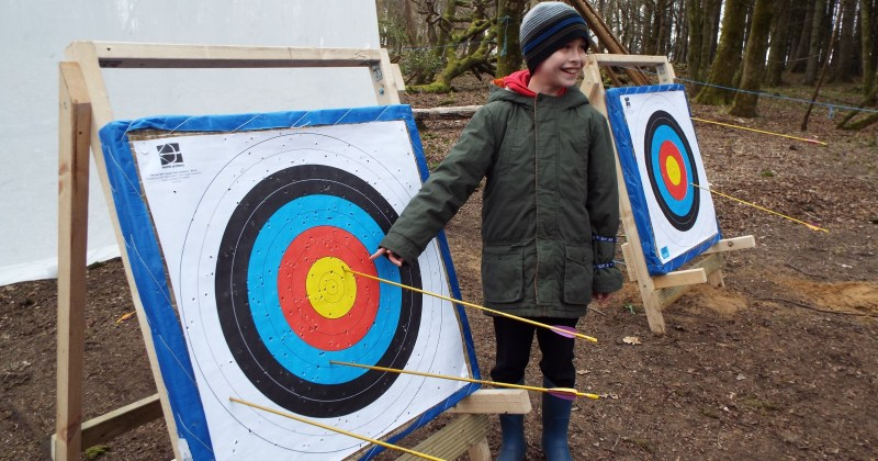 archery is good for kids