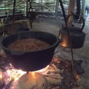 Campfire chilli
