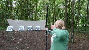 Wild Wednesday archery