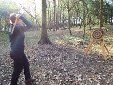 Axe throwing near Cardiff