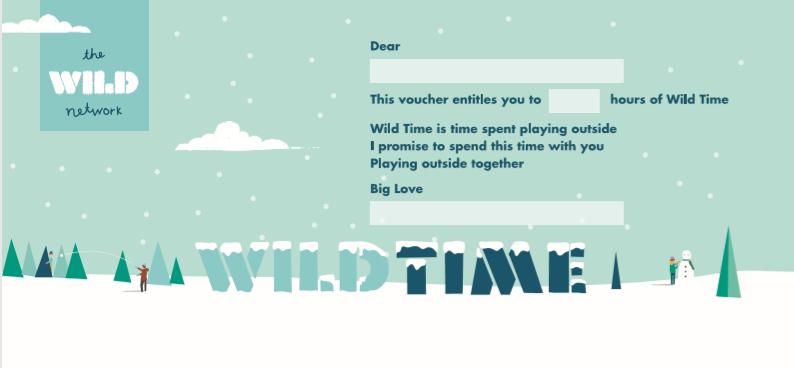 Wild Time Voucher