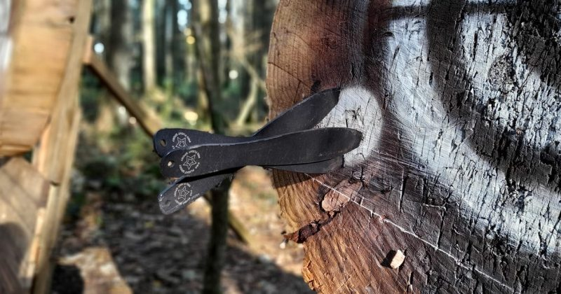 Knife throwing Bridgend