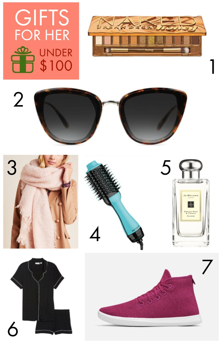 Gift Guide: for the Gals