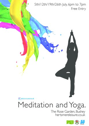 Meditiation and Yoga