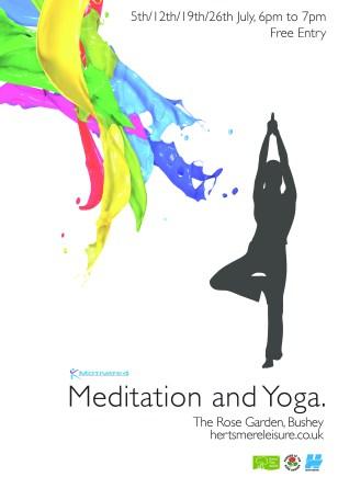 Meditiation and Yoga
