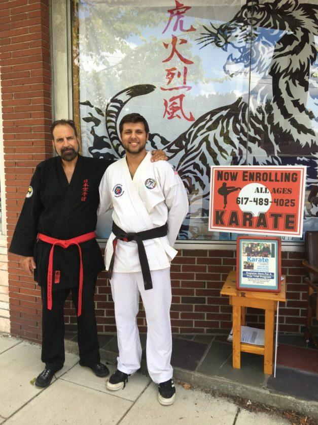 Kids Karate Near Belmont Ma