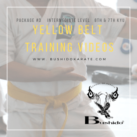 yellow belt video cover