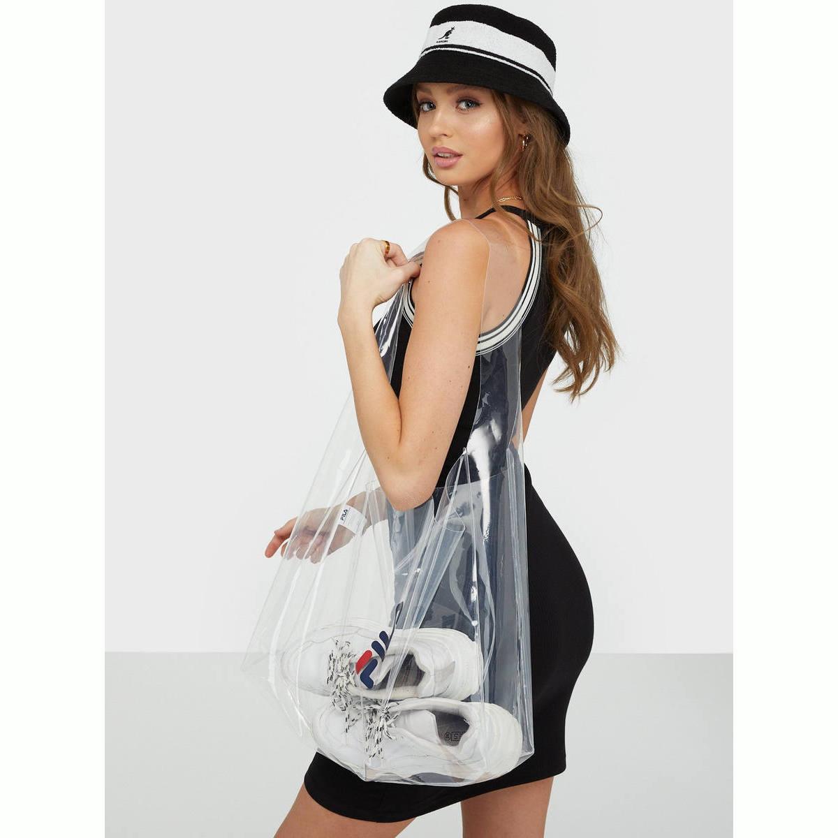 Fila|Transparent-City-Shopper Bag