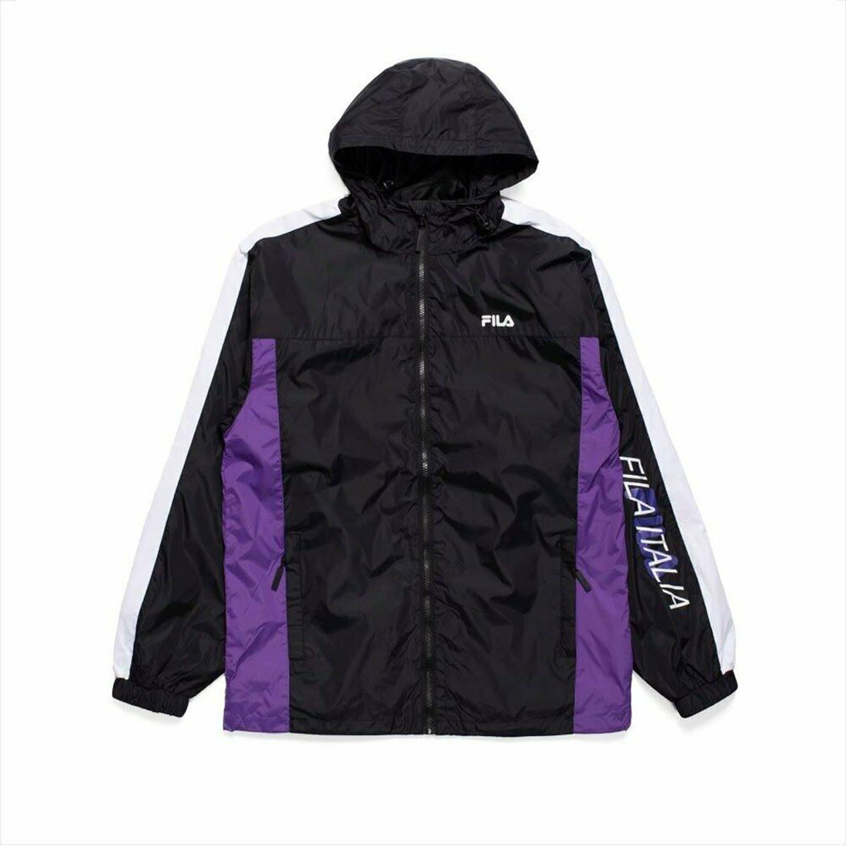 Fila|Men Cappy Woven jacket