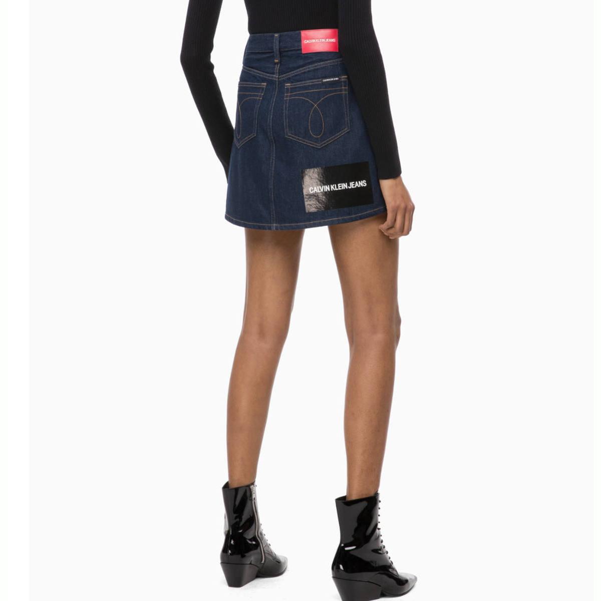 Calvin Klein Jeans|Mini Skirt Logo