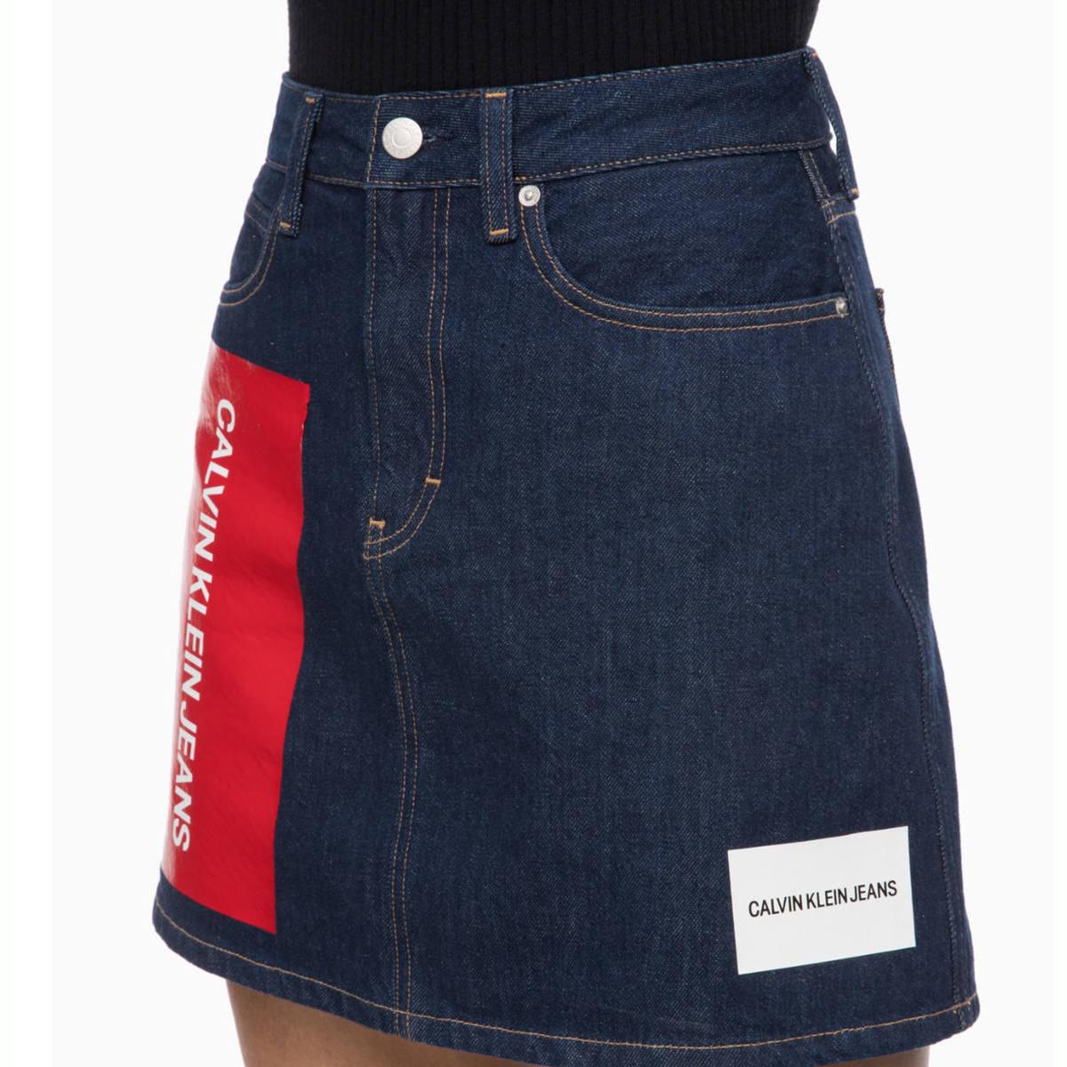 Calvin Klein JeansMini Skirt Logo