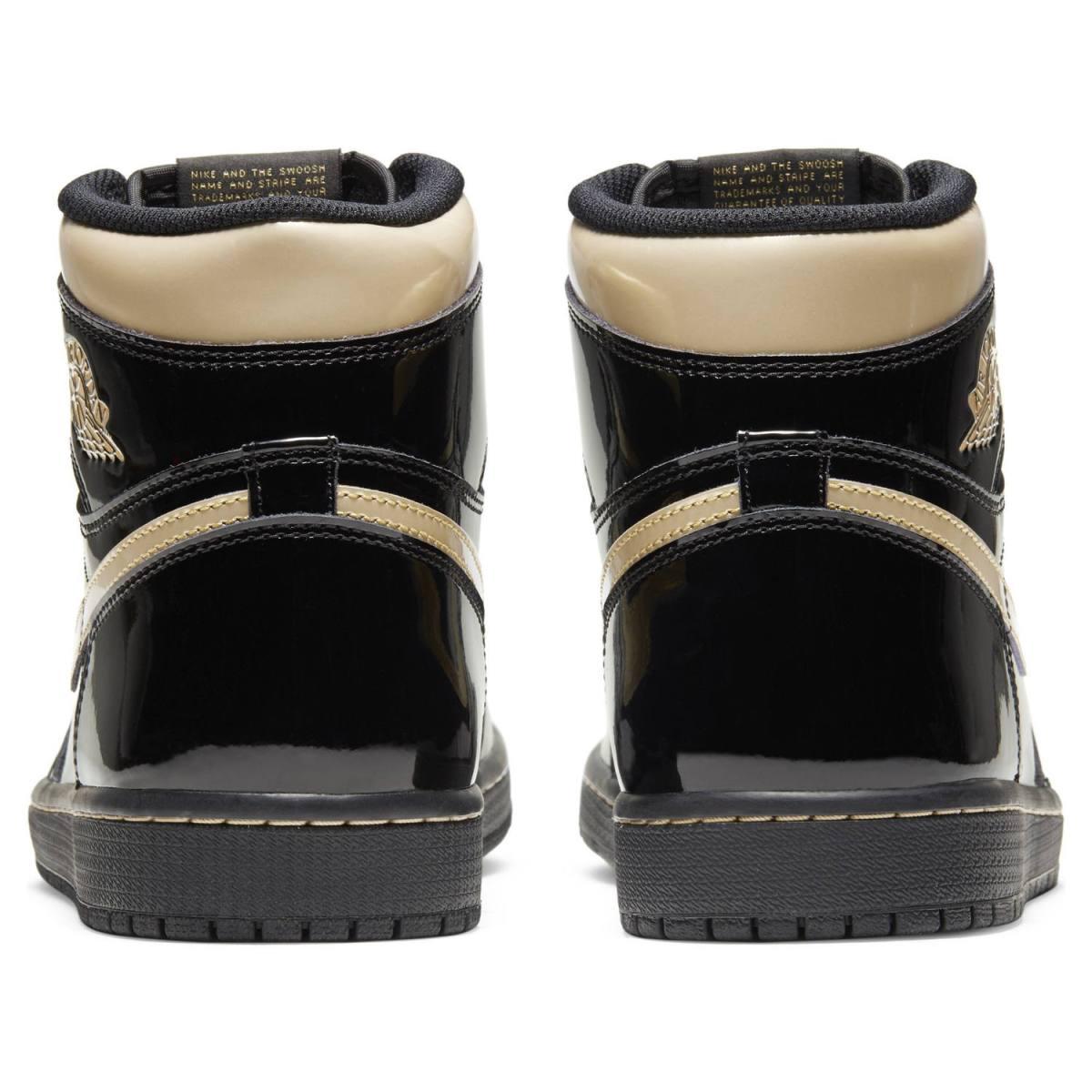 Jordan 1 RetroHigh Og Black & Gold