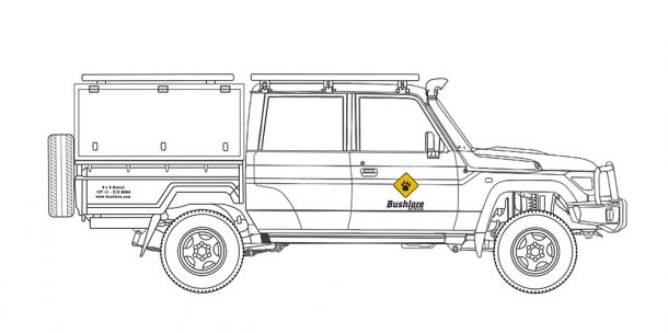 4x4 Cars and SUV for 4x4 Vehicle Rentals Namibia, South