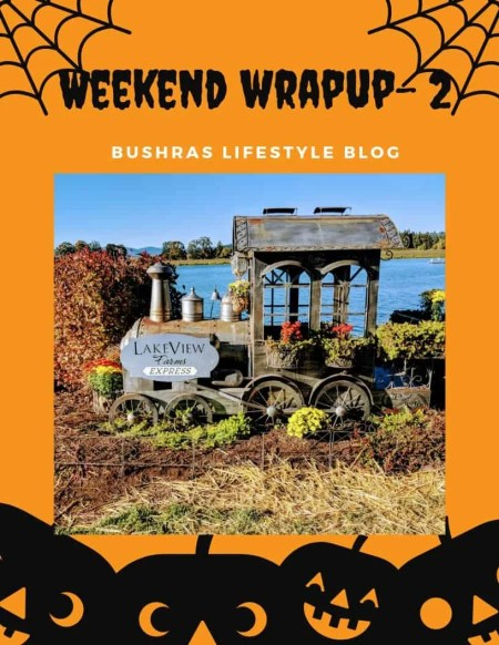 Weekend Wrap Up – 2