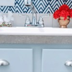 Old Vanity Turned Into A Modern Farmhouse Style