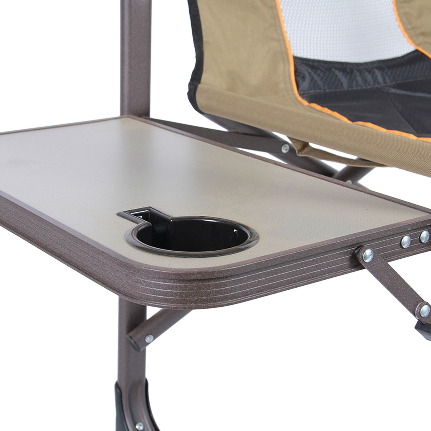 Directors Chair With Side Table Meerkat Directors Chair With Side Table Bushtec Adventure