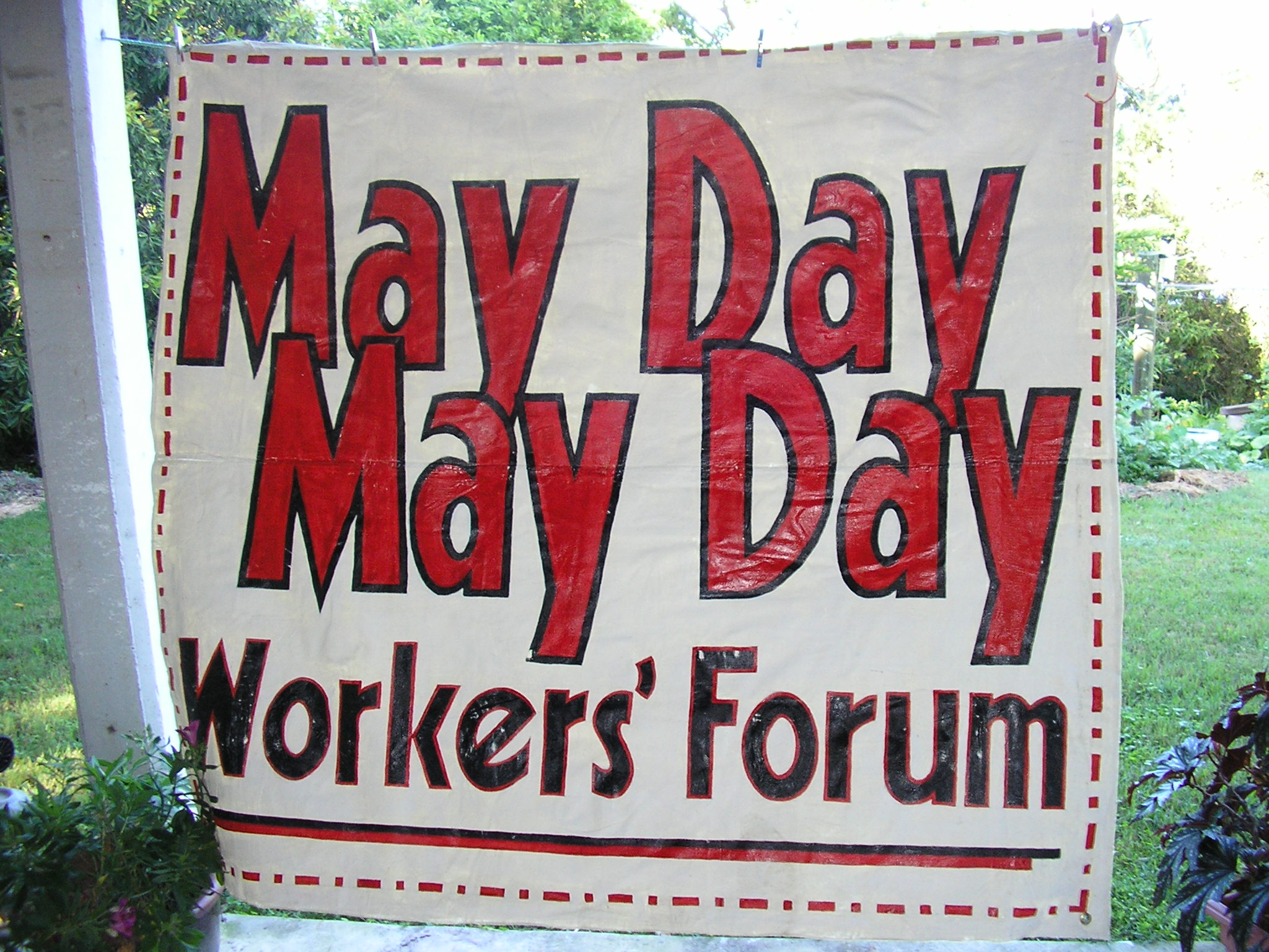 May Day May Day WorkersForum