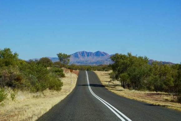 オーストラリアのロードトリップ