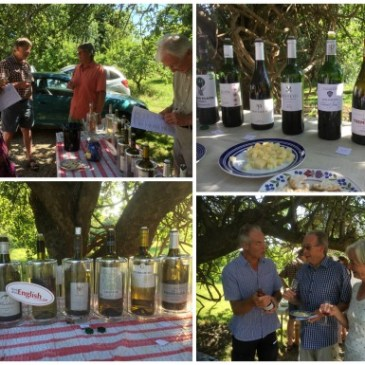 Discover new wines at Bush Vines Summer Tasting; award-winners; expanded organic wine range; fantastic English wine range; all at great prices.
