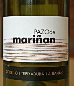 Pazo de Mariñan Godello blend from Galicia is a delicious blend of classic Galician grapes. Lovely peachy palate which is soft, refreshing and long