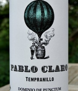 Pablo Claro 2016 organic; Silver Medal winner; organic juicy red wine from Dominio de Punctum family run Estate Spain; fantastic value, terrific quality.