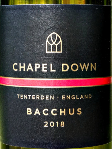Chapel Down Bacchus 2018; Wine GB Awards 2019 Trophy for Best Still Bacchus. Lovely gooseberry and elderflower aromas; flavours of melon and elderflower with an expressive long zesty finish. If you like a good Marlborough Sauvignon Blanc or Sancerre you will love this superb, dry English wines. Brilliant price from Bush Vines.